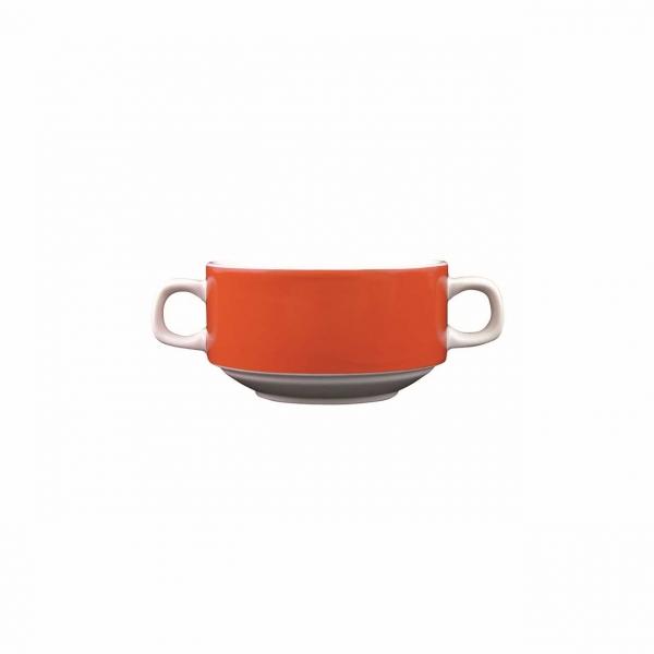 Color mit System | Orange | Suppentasse 0,26l