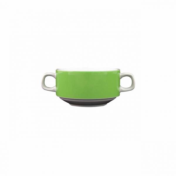 Color mit System   Grün   Suppentasse 0,26l