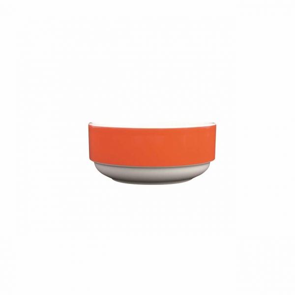 Color mit System | Orange | Schüssel rund hoch 12cm