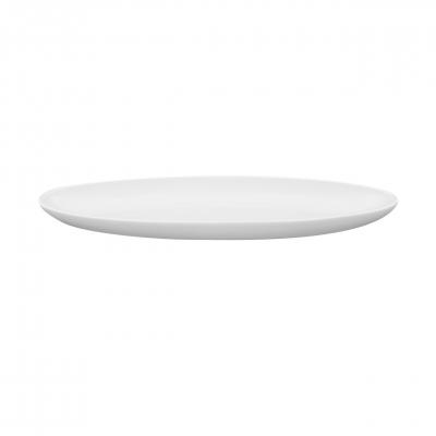 Buffet-Highlights | Weiß | Schale flach 35,5cm x 10,5cm x 2,2cm