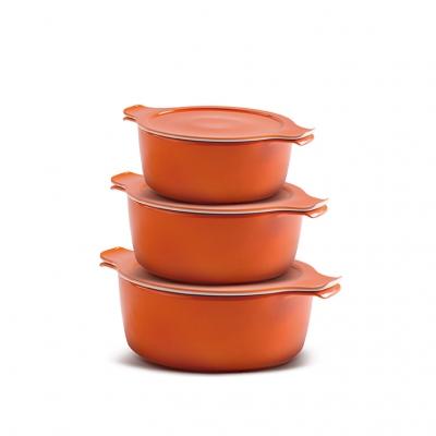 COOK & SERVE   orange   Starter - Set