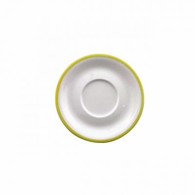 Color mit System   Gelb   Untertasse 14,5cm