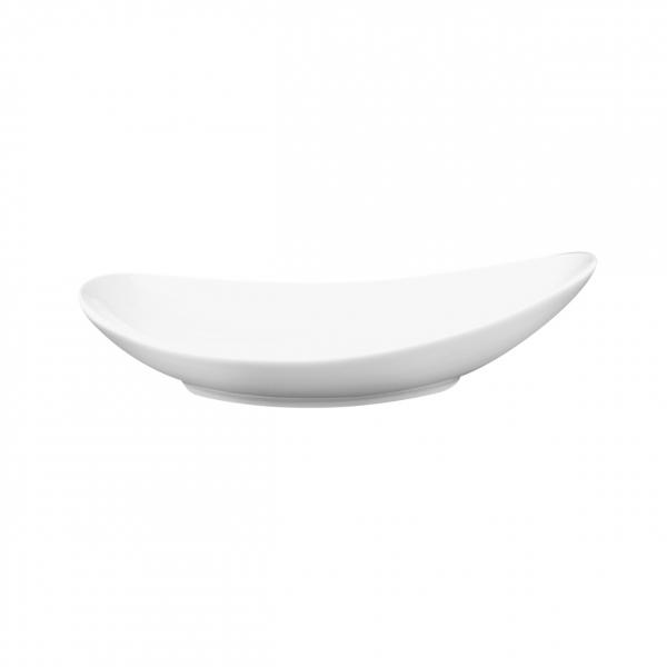 Buffet-Highlights | Weiß | Schale breit 18cm x 12cm x 4,5cm