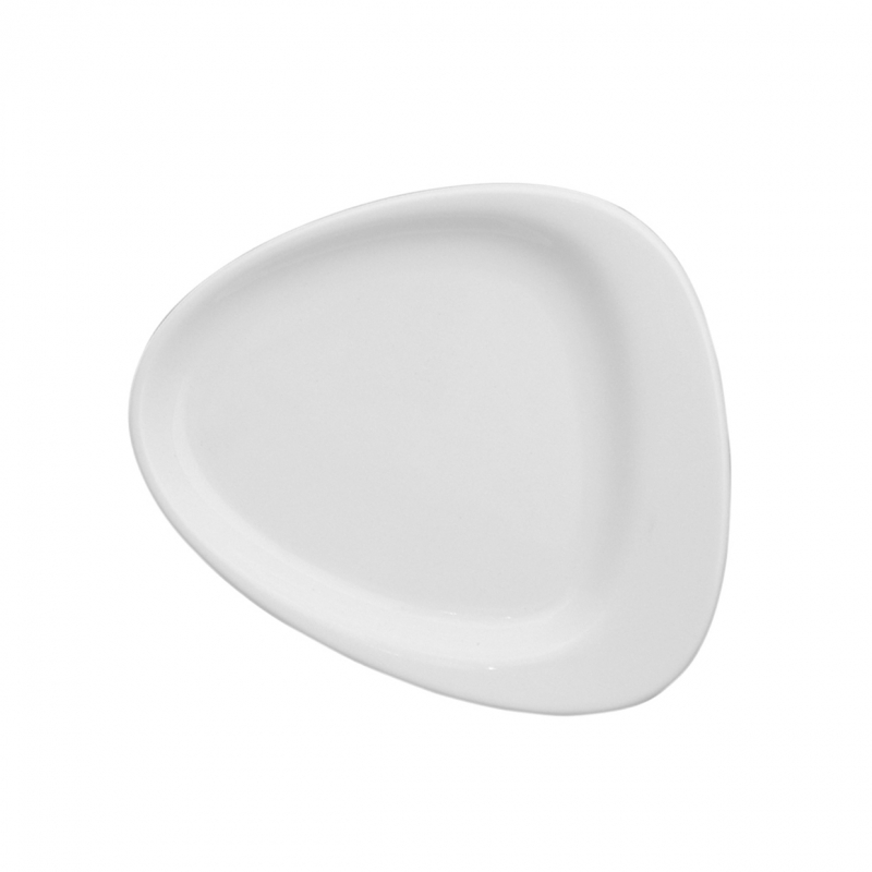 Calla   Weiß   Beilagenteller 14cm