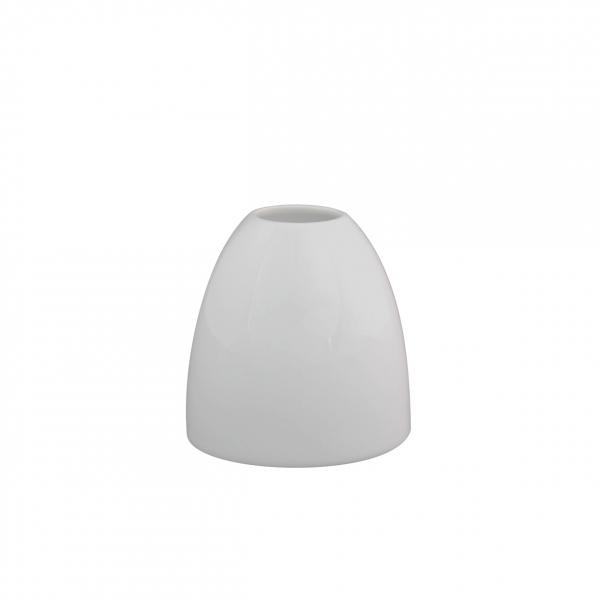 Universo | Weiß | Vase oval 10cm