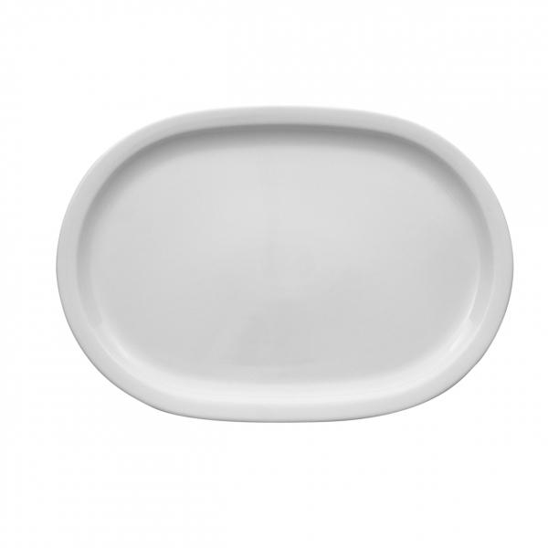 Today | Weiß | Platte oval 32cm
