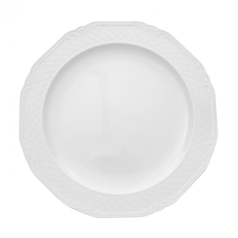 La Reine | Weiß | Teller flach 30cm