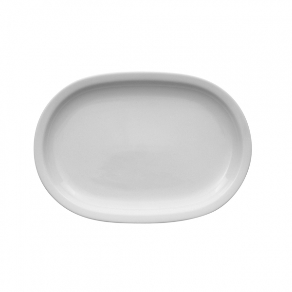 Today | Weiß | Platte oval 24cm