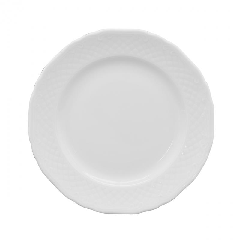 La Reine | Weiß | Teller flach 28cm