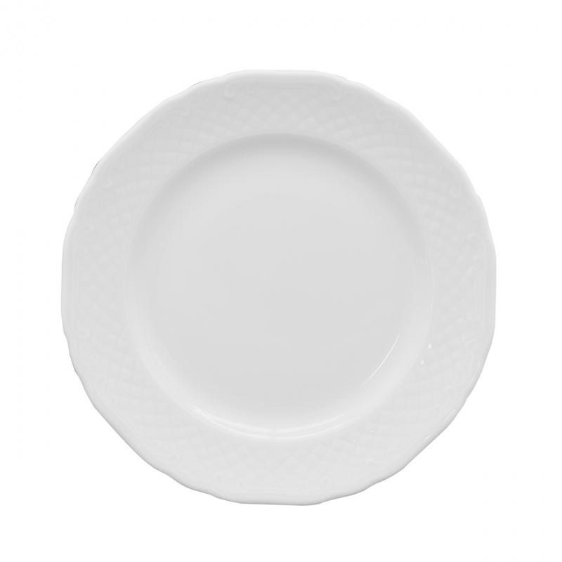 La Reine | Weiß | Teller flach 15cm