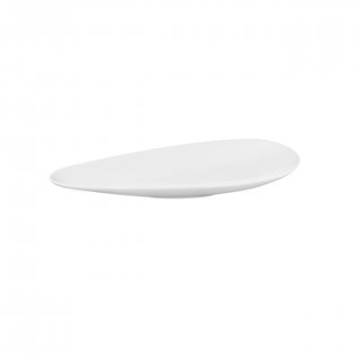 Buffet-Highlights   Weiß   Schale schmal 17cm x 6cm x 2cm