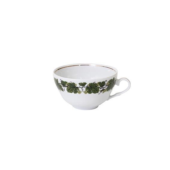Romantika | Weinlaub | Obertasse (Tee) 0,21l