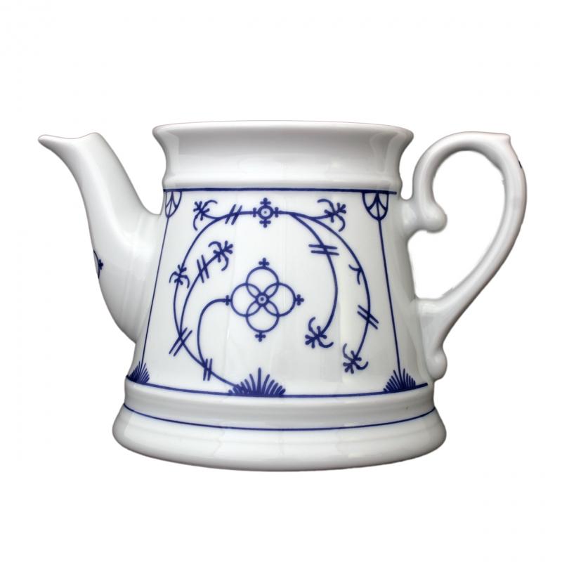 Tallin | Indischblau | Teekanne Unterteil 0,85l
