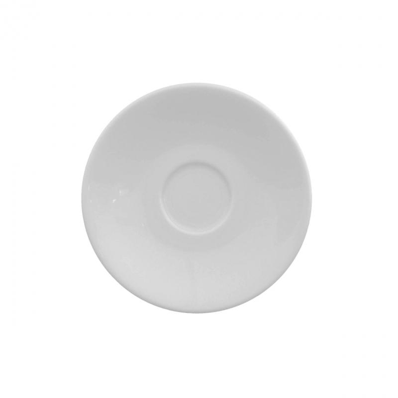 Universo | Weiß | Untertasse rund 14,5cm