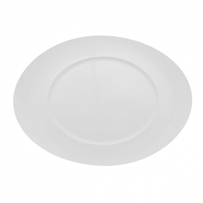 Universo | Weiß | Teller oval 32cm
