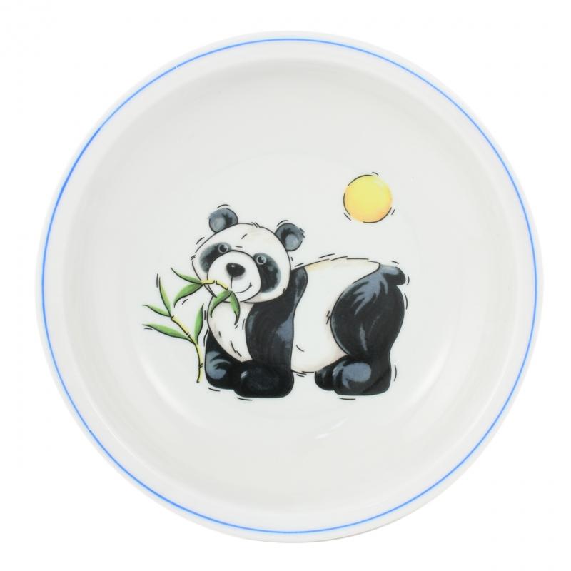Kindergedecke | Panda | Teller tief 20cm