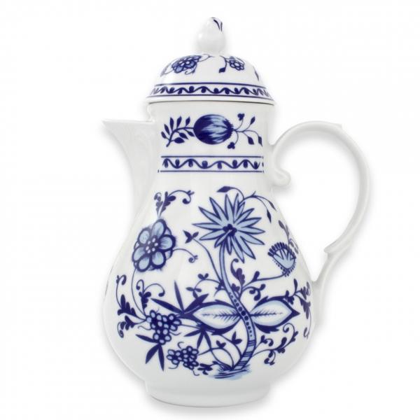 Romantika   Zwiebelmuster   Kaffeekanne 1,40l