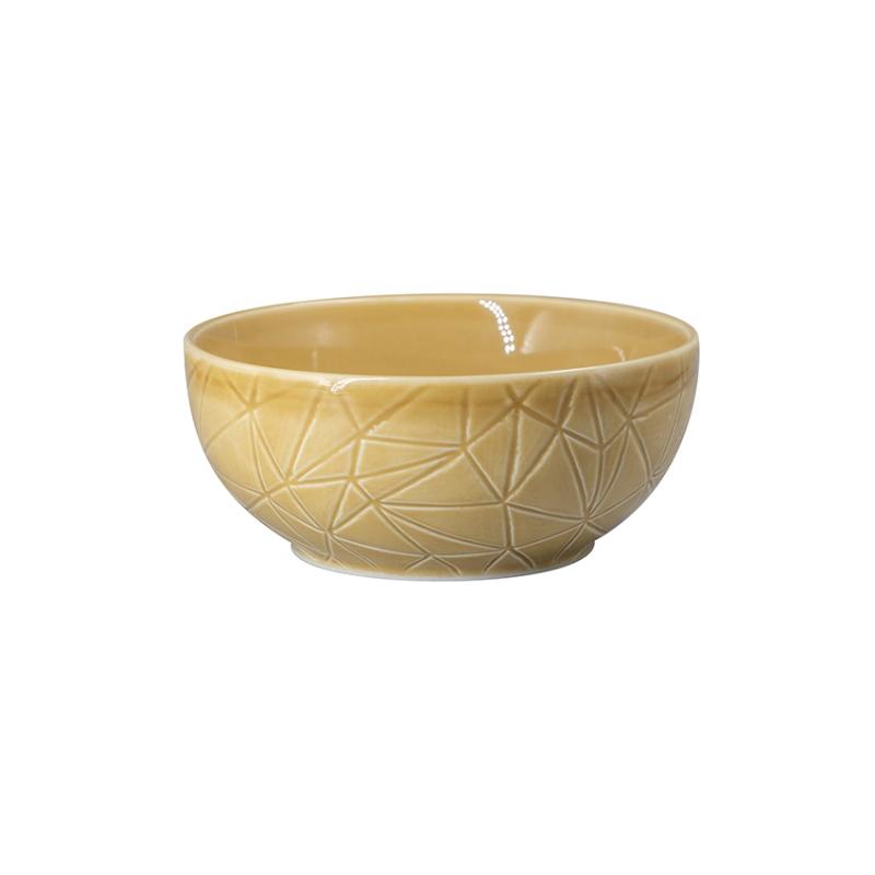 Kaleido | sahara gold | Schüssel 13 cm
