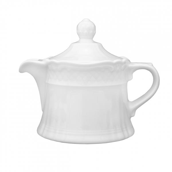 La Reine | Weiß | Teekanne 0,40l