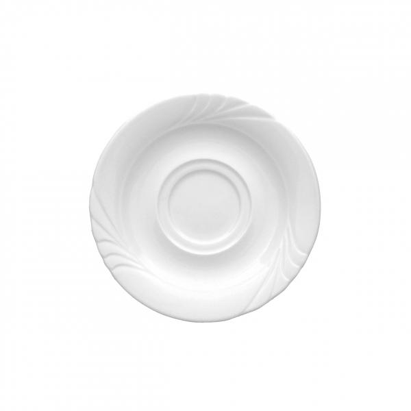 Ambiente | Weiß | Untertasse 16cm