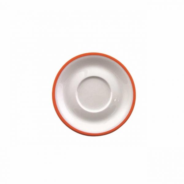 Color mit System | Orange | Untertasse 14,5cm
