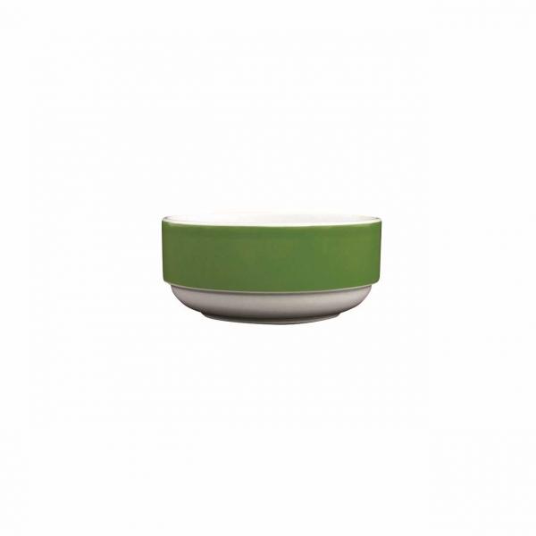 Color mit System   Dunkelgrün   Schüssel rund hoch 12cm