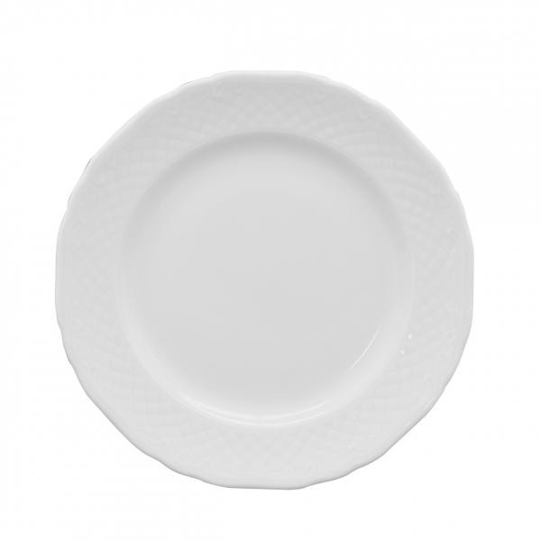 La Reine | Weiß | Teller flach 21cm