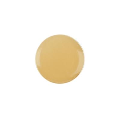 Kaleido | sahara gold | Teller flach coup 17 cm