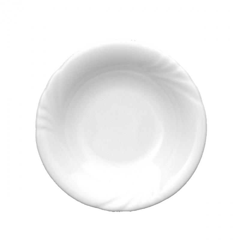 Ambiente | Weiß | Zuckerschale | 8cm