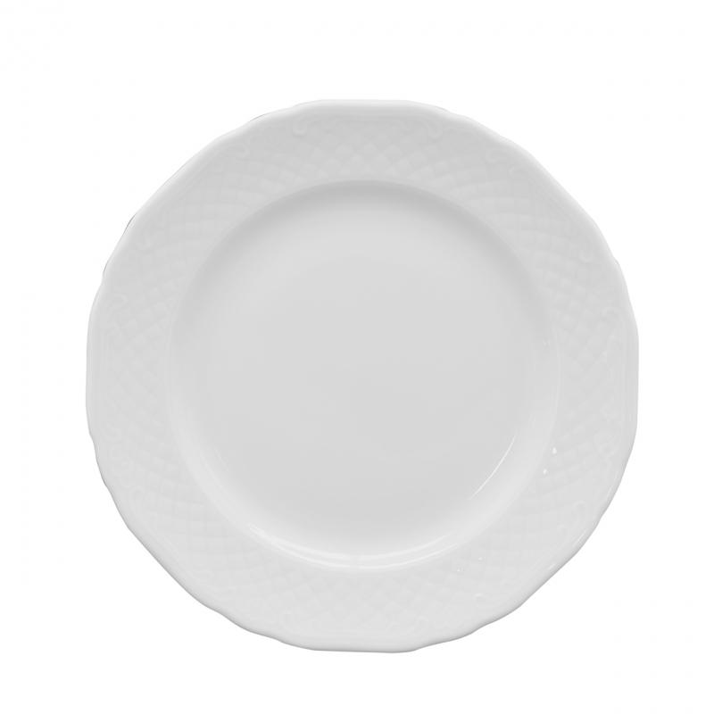 La Reine | Weiß | Teller flach 19cm