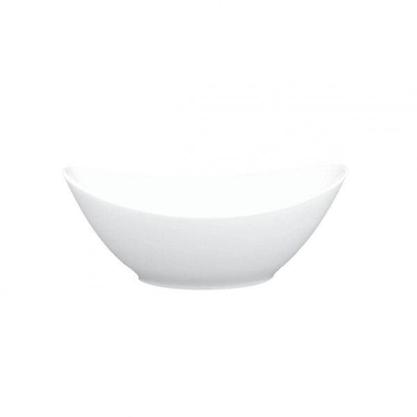 Universo   Weiß   Schüssel oval 16cm