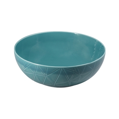 Kaleido | caribic teal | Schüssel 16 cm