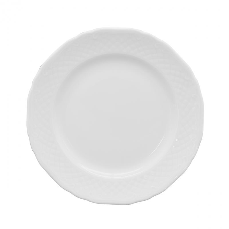 La Reine | Weiß | Teller flach 25cm