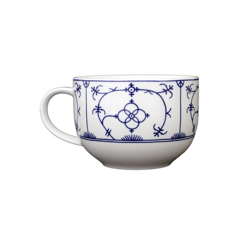Tallin   Indischblau   Obertasse 0,45l
