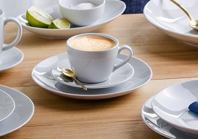 Simply Coup | weiß | Kaffeeset 18-tlg.