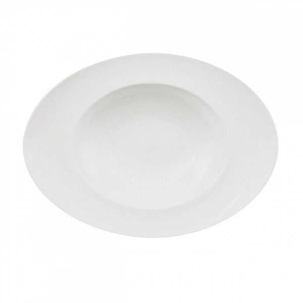 Universo   Weiß   Pastateller oval 26cm