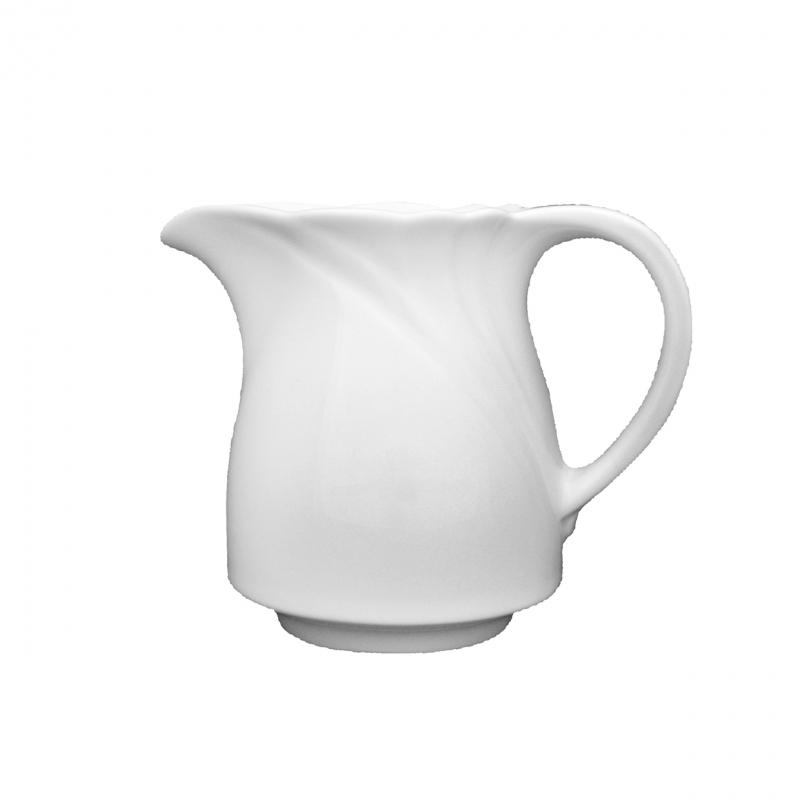 Ambiente | Weiß | Gießer mit Henkel 0,15l