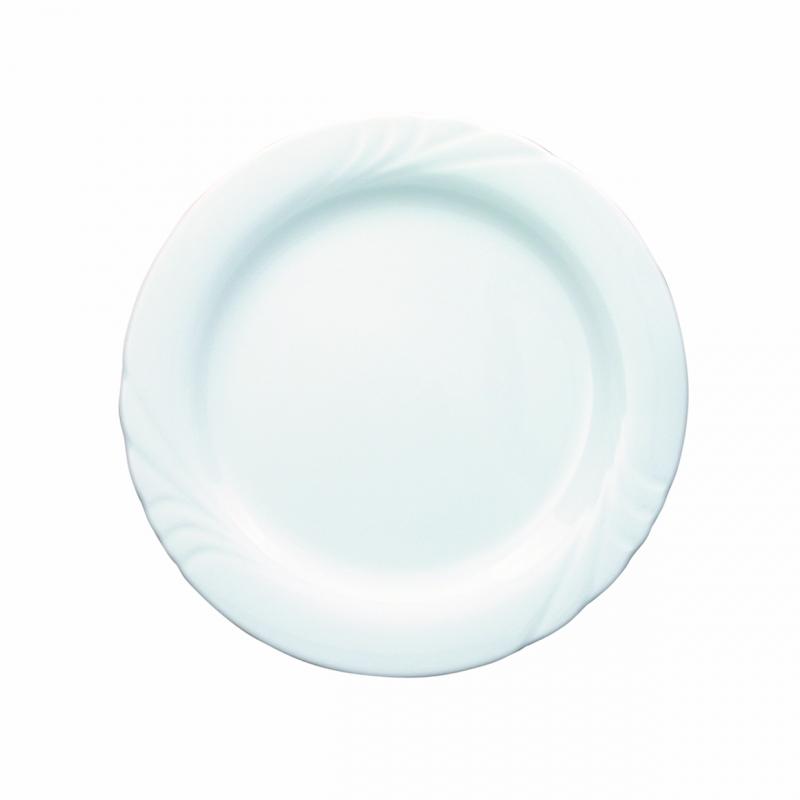 Ambiente | Weiß | Teller flach 25,5cm
