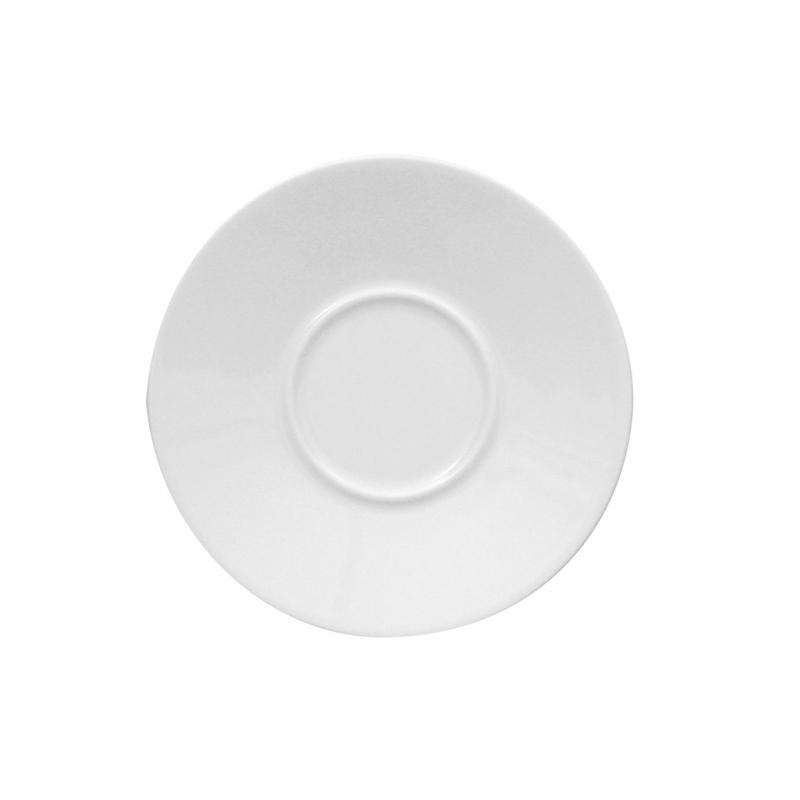 Primavera | Weiß | Untertasse 11cm