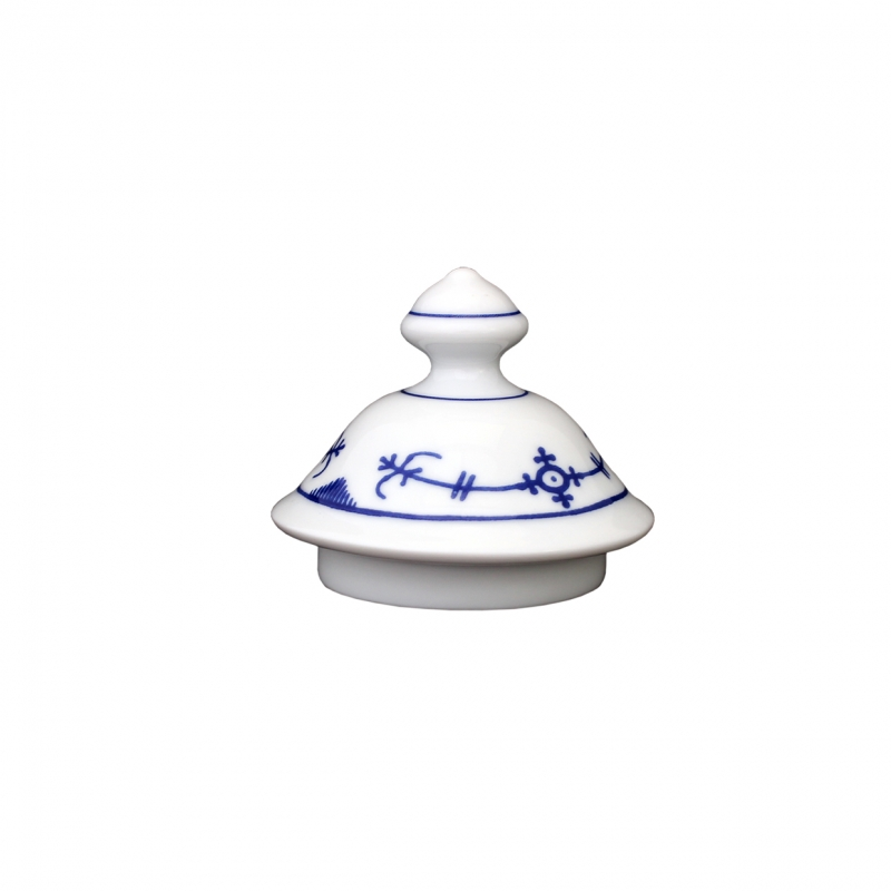 Tallin | Indischblau | Zuckerdose Deckel 0,20l