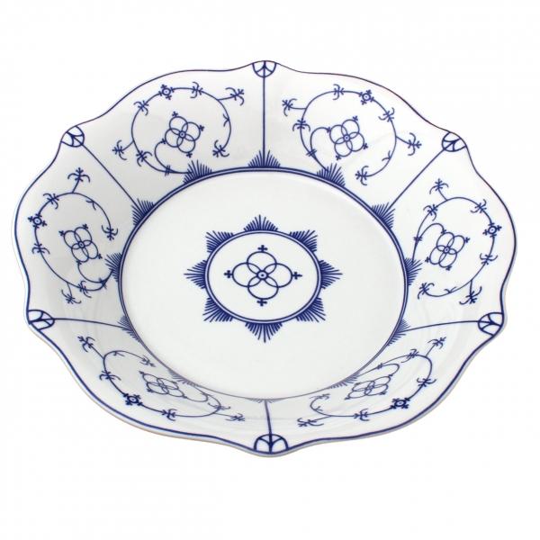Tallin | Indischblau | Obstkorb 30cm