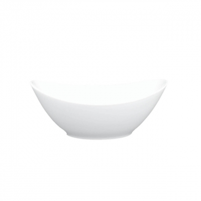 Universo | Weiß | Schüssel oval 16cm
