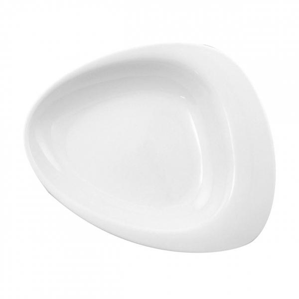 Calla | Weiß | Teller tief 24cm
