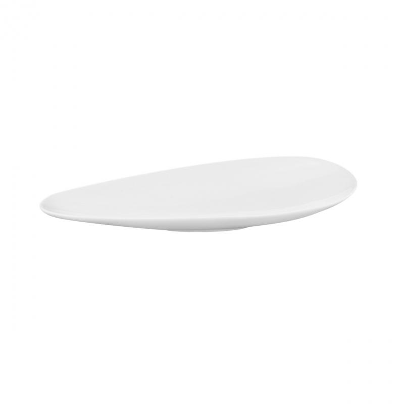 Buffet-Highlights | Weiß | Schale schmal 19,5cm x7cm x 2,2cm