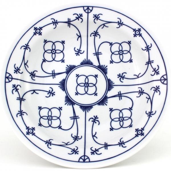 Tallin   Indischblau   Teller tief 22cm