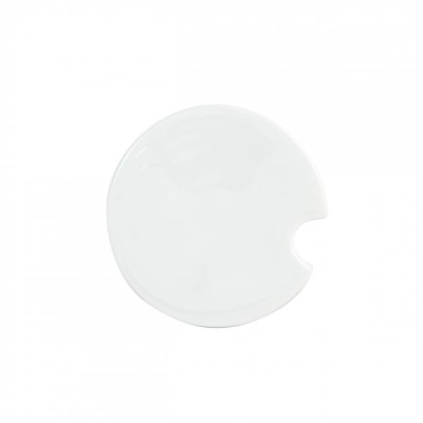 Calla | Weiß | Zuckerdose Deckel 0,25l