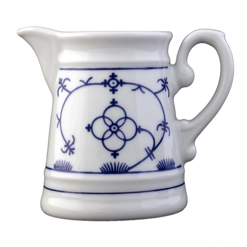 Tallin | Indischblau | Gießer mit Henkel 0,20l