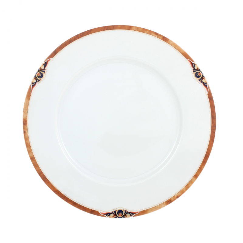 Barkarole | Golden Glimpse | Teller flach 26cm
