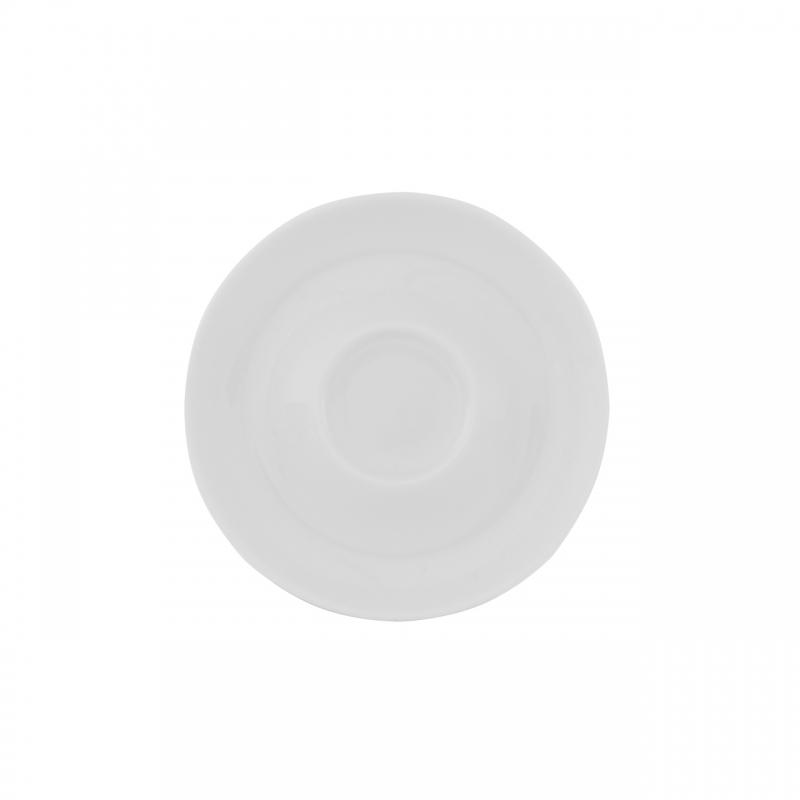 Baristar | Weiß | Untertasse 14,5cm