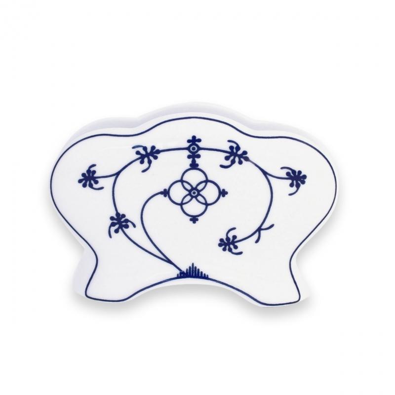 Tallin | Indischblau | Serviettenhalter 10,5cm x 7cm